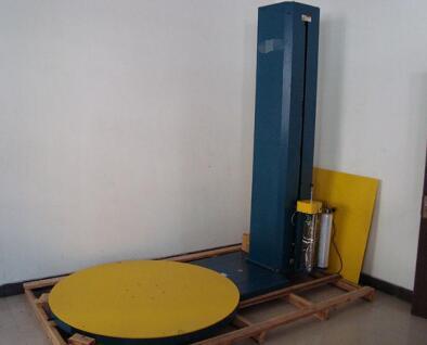 薄膜缠绕机在使用过程中有哪些优点
