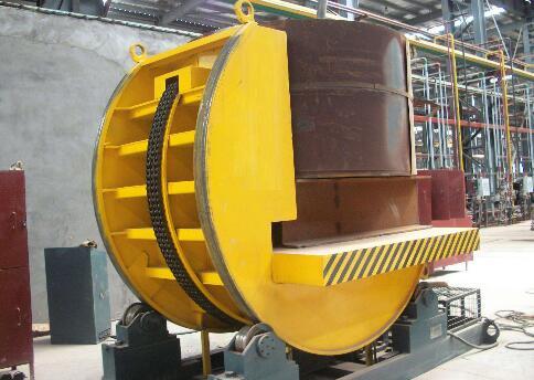 装配车架翻转机的主要用途及基本特点