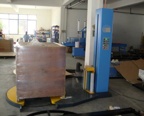 简单了解关于薄膜缠绕机的产品技术