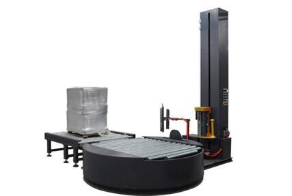 包装需求促进自动缠绕机的不断发展