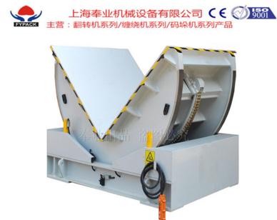 上海奉业机械退出新型缠绕机先容