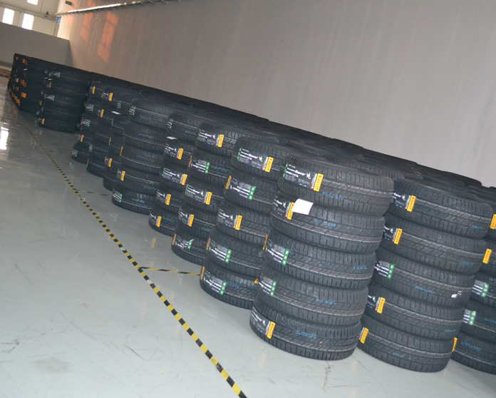 輪胎纏繞機